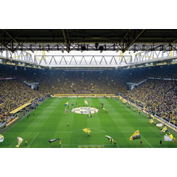 Wall-Art Fototapete BVB - Fan-Choreo