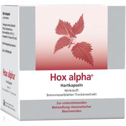 HOX alpha Hartkapseln 50 St