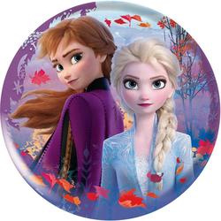 p:os Kindergeschirr-Set Kindergeschirr Melamin Frozen II, 3-tlg.