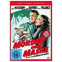 Mörder ohne Maske - DVD  Filme