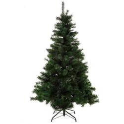 Home affaire Künstlicher Weihnachtsbaum Edeltanne, mit Metallständer Ø 96 cm x 180 cm
