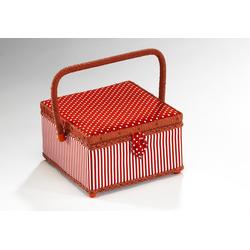 Nähkästchen, Aufbewahrungsboxen, 185211-0 weiß weiß