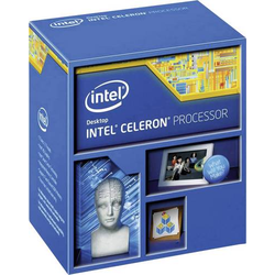 Intel® Celeron® G5900 2 x 3.4GHz Dual Core Prozessor (CPU) Boxed Sockel: Intel® 1200 58W