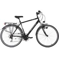 KS-CYCLING Montreal 28 Zoll RH 53 cm schwarz