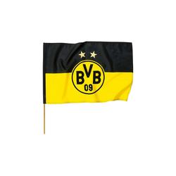 BVB Fahne, 150 x 100 cm gelb 100 x 150
