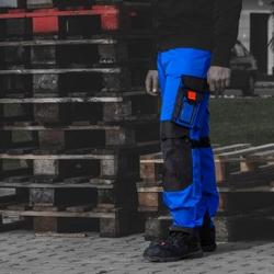 Bund- Arbeitshose 245 g/m2 Größe 50 für Elektriker Doktorvolt 2100