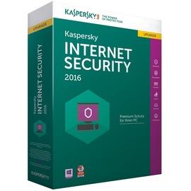 Kaspersky Lab Internet Security 2016 UPG DE Win