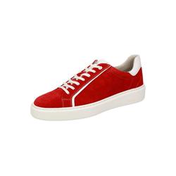 SIOUX Saskario-700 Sneaker rot 42 (8)