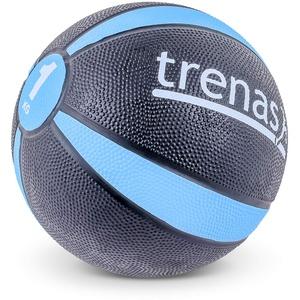 trenas Gummimedizinball PRO - Der professionelle Medizinball - 1 KG