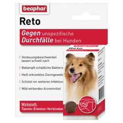 (91,95 EUR/100g) Beaphar Reto Durchfalltabletten 20 g