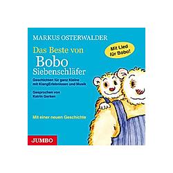 Bobo Siebenschläfer: Das Beste Von Bobo Siebenschl - Hörbuch