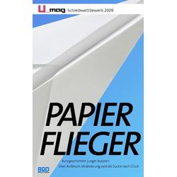Papierflieger als Buch von