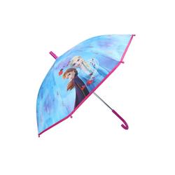 Disney Frozen Stockregenschirm Kinder Regenschirm, ∅ 72 cm, blau