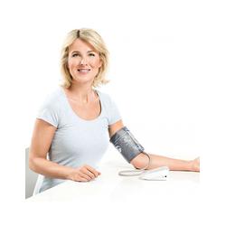 Beurer Sprechendes Oberarm-Blutdruckmessgerät - BM 49