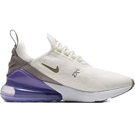 Nike Wmns Air Max 270 cream brown white lilac, 40.5 ab 119