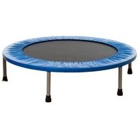 Sport-Tec Mini Trampolin 125 cm blau