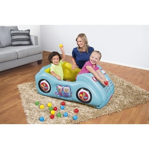 Fisher-Price Bällebad Rennauto