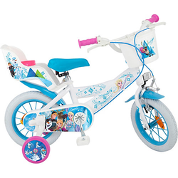 Fahrrad Disney Eiskönigin, 12 Zoll türkis