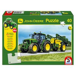 Schmidt John Deere Puzzle 40 Teile