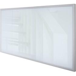 Glas Infrarotheizung 600W 11m² Milchglas