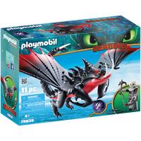 Playmobil Dragons Deathgripper mit Grimmel 70039