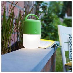 Lutec LED Gartenleuchte Mobile LED Bump IP44 Grün