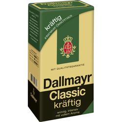 Dallmayr Kaffee Classic kräftig würziger Kaffee gemahlen 500g