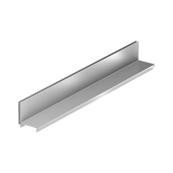 ACO Severin Ahlmann GmbH & Co. KG Regenrinne ACO Schlitzaufsatz Stahl verzinkt 85cm Aufsatz Rinne Entwässerungsrinne Schlitzrinne, 1-St., geringes Gewicht bei hoher Festigkeit