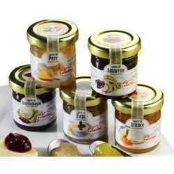 Frucht-Senf-Saucen-Set 5er-Set