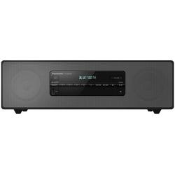 Panasonic SC-DM504EG-K Stereoanlage DAB+,CD,UKW,Bluetooth®,USB,AUX, 2 x 20W Schwarz