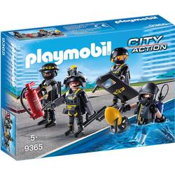 Playmobil® Spielfigur PLAYMOBIL® 9365 SEK-Team