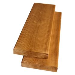 Glattkantbretter Thermo Fichte Fassadendielen Sauna Profilholz 20 x 110 mm 3 m