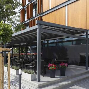Terrassendach Terrassenüberdachung Überdachung Pergola freistehend