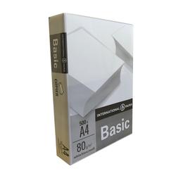 500 Blatt Papier A4 Druckerpapier Kopierpapier Laserpapier Faxpapier weiß