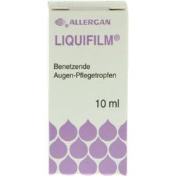 LIQUIFILM Benetzende Augen Pflegetropfen 10 ml