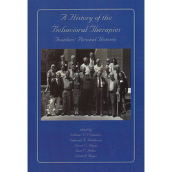 History of the Behavioral Therapies