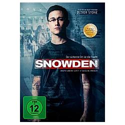 Snowden - DVD  Filme