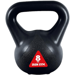 Iron Gym Kettlebell Iron Gym Kettlebells 8 kg, 8 kg, (Packung)