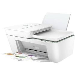 HP DeskJet Plus 4122 Tintenstrahl-Multifunktionsdrucker A4 Drucker, Scanner, Kopierer, Fax USB, WLAN