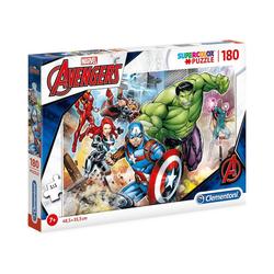Clementoni® Puzzle Puzzle 180 Teile - The Avengers, Puzzleteile
