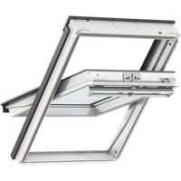 VELUX Dachfenster GGL SK06 114 x 118 cm grau Thermo