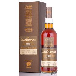 Glendronach 25 YO Cask Strength Batch 17 Whisky 55,8% vol. 0,70l