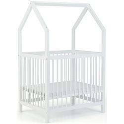Geuther Laufgitter Cozy-Do, 4-in-1; Made in Germany; zum Beistellbett, Sitzbank oder Spielhaus umbaubar weiß