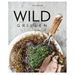HEEL Verlag Buch: Wild grillen