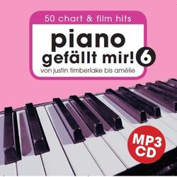 Piano gefällt mir!. Bd.6 1 MP3-CD