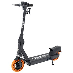 CityBlitz FLASH E-Scooter schwarz