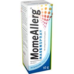 MOMEALLERG Nasenspray 50 µg/Sprühstoß 60 Sprühst. 10 g