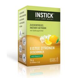 INSTICK Eistee Zitrone