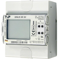 TIP, Energiemessgerät, Drehstromzähler digital MID-ko