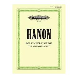 Der Klavier-Virtuose. Charles-Louis Hanon  - Buch